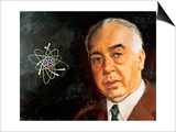 Niels Bohr (1885-1962). Danish Physicist Prints