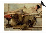 The Tepidarium, 1881 Prints by Sir Lawrence Alma-Tadema