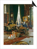 Hide and Seek, circa 1880-82 Prints by James Tissot
