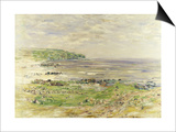 Preaching of St. Columba, Iona, Inner Hebrides Prints by William McTaggart