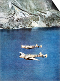 Messerschmitt Bf 110D, 1942 Posters by  German photographer