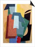 Summer, 1917-18 Kunst av Liubov Sergeevna Popova