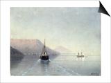 Calm, 1885 Art by Ivan Konstantinovich Aivazovsky