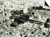 Luftwaffe over Greece, 1942 Posters by  German photographer
