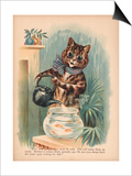 Louis Wain Cats Posters by Louis Wain