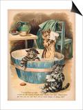 Louis Wain Cats Prints by Louis Wain
