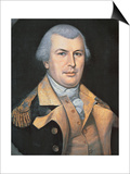 Portrait of Nathanael Greene Posters by Charles Willson Peale
