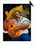 Bravado Alla Prima Prints by Oscar Ortiz