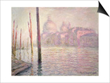 View of Venice, 1908 Posters by Claude Monet