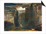 Gordale Scar, 1813 Posters by James Ward