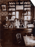 Cafe Owners, 1910 Affiches par  French Photographer