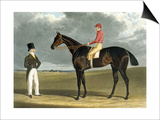 'Birmingham', Winner of the St Leger, 1830, Engraved by R.G. Reeve, 1831 Posters by John Frederick Herring I