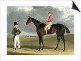 'Birmingham', Winner of the St Leger, 1830, Engraved by R.G. Reeve, 1831 Posters by John Frederick Herring Snr