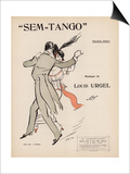 Sem-Tango Art by  Sem