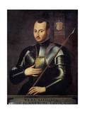Portrait of Saint Ignatius of Loyola Giclee Print