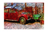 Old Spoiled Red Beetle Giclee Print by Andre Burian