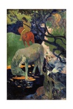 The White Horse, by Paul Gauguin Giclee Print