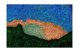 Mountain, Cloud and Sky Giclee Print by Andre Burian