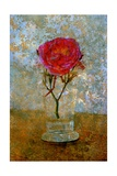 Red Rose Giclee Print by Andre Burian