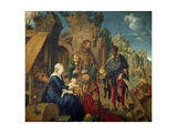Adoration of the Magi by Albrecht Durer Giclee Print
