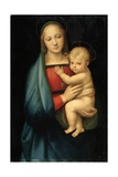 Madonna Del Granduca by Raphael Giclee Print