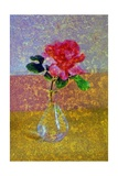 Flower Vase Giclee Print by Andre Burian