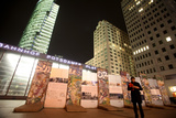 Berliner Mauer Fotodruck von paul prescott