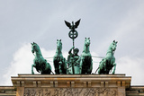 Brandenburg Gate in Berlin Posters by  Gary718