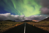 Aurora Road Photographic Print by Christopher Waddell