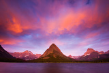 Sunrise at Glacier Photographic Print by by Sathish Jothikumar