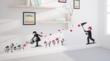 Love Grows Wall Decal