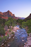 Zion National Park, Utah, USA Photographic Print by Slow Images