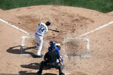 Sep 28, 2014: Chicago, IL - Kansas City Royals v Chicago White Sox - Paul Konerko Photographic Print by Tasos Katopodis