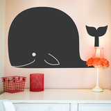 Whale Of A Tale Chalkboard Decal Wall Decal
