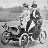 De Dion Car Photographic Print by Hulton Archive