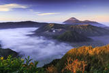 Sunrise at Mount Bromo Photographic Print by Frederic Huber Photography