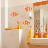 Clown Fish Wall Decal