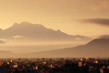 Ixtaccihuatl Volcano Photographic Print by Jeremy Woodhouse