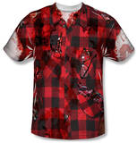 Hipster Zombie Costume Tee Shirts