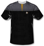 Star Trek - Engineering Uniform Costume Tee Shirts