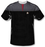 Star Trek - Command Uniform Costume Tee Shirts