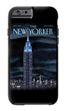 The New Yorker - Rhapsody in Blue - iPhone 6 Case iPhone 6 Case by Mark Ulriksen