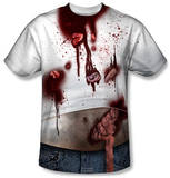 Zombie Slob Costume Tee T-shirts