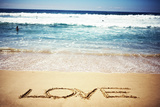 Love Photographic Print by Larnce Gold