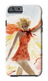 Mademoiselle - June 1936 - iPhone 6 Case iPhone 6 Case by Helen Jameson Hall