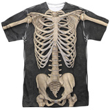 Skeleton Costume Tee T-Shirt