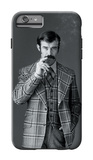 GQ - September 1973 - iPhone 6 Plus Case iPhone 6 Plus Case by Bill Cahill