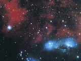 Gaseous Nebula in Cygnus Photographic Print by Digital Vision.