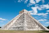 Chichen Itza Pyramid Photographic Print by Haja Rasambainarivo