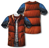 Youth: Back to the Future - Mcfly Vest Vêtement